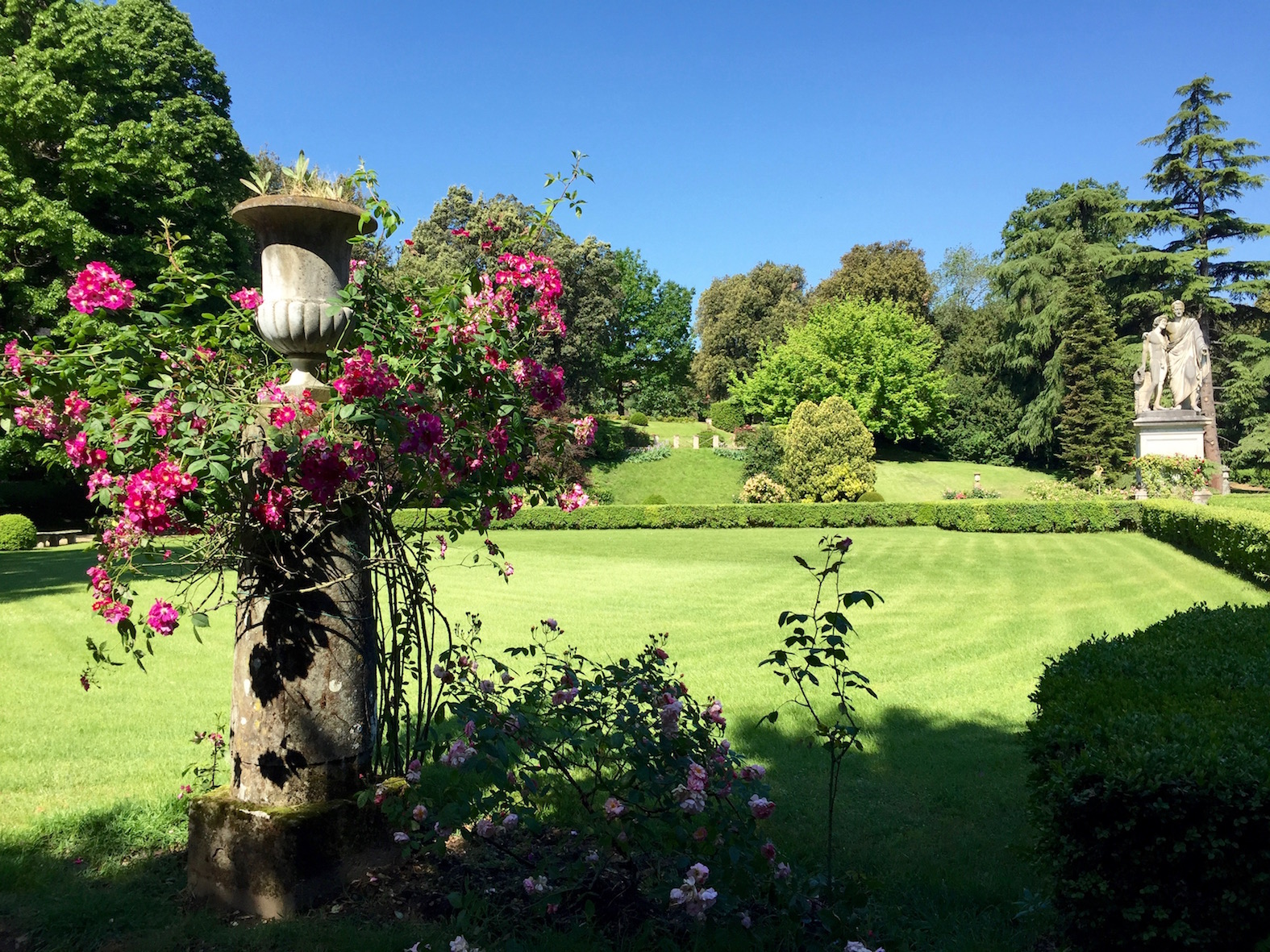 Secret Garden Florence