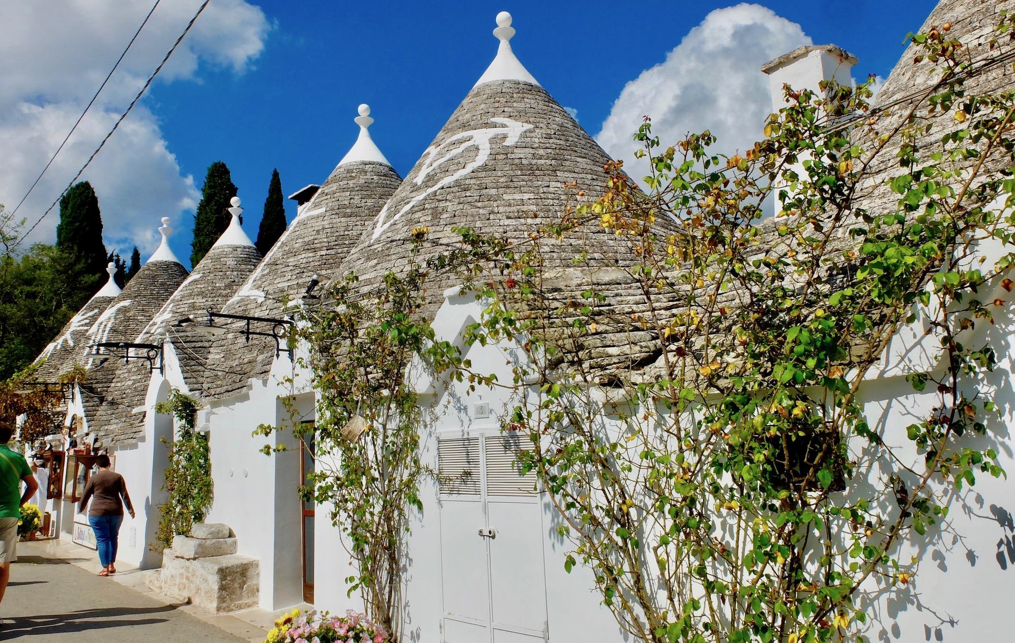Puglia tour including Alberobello