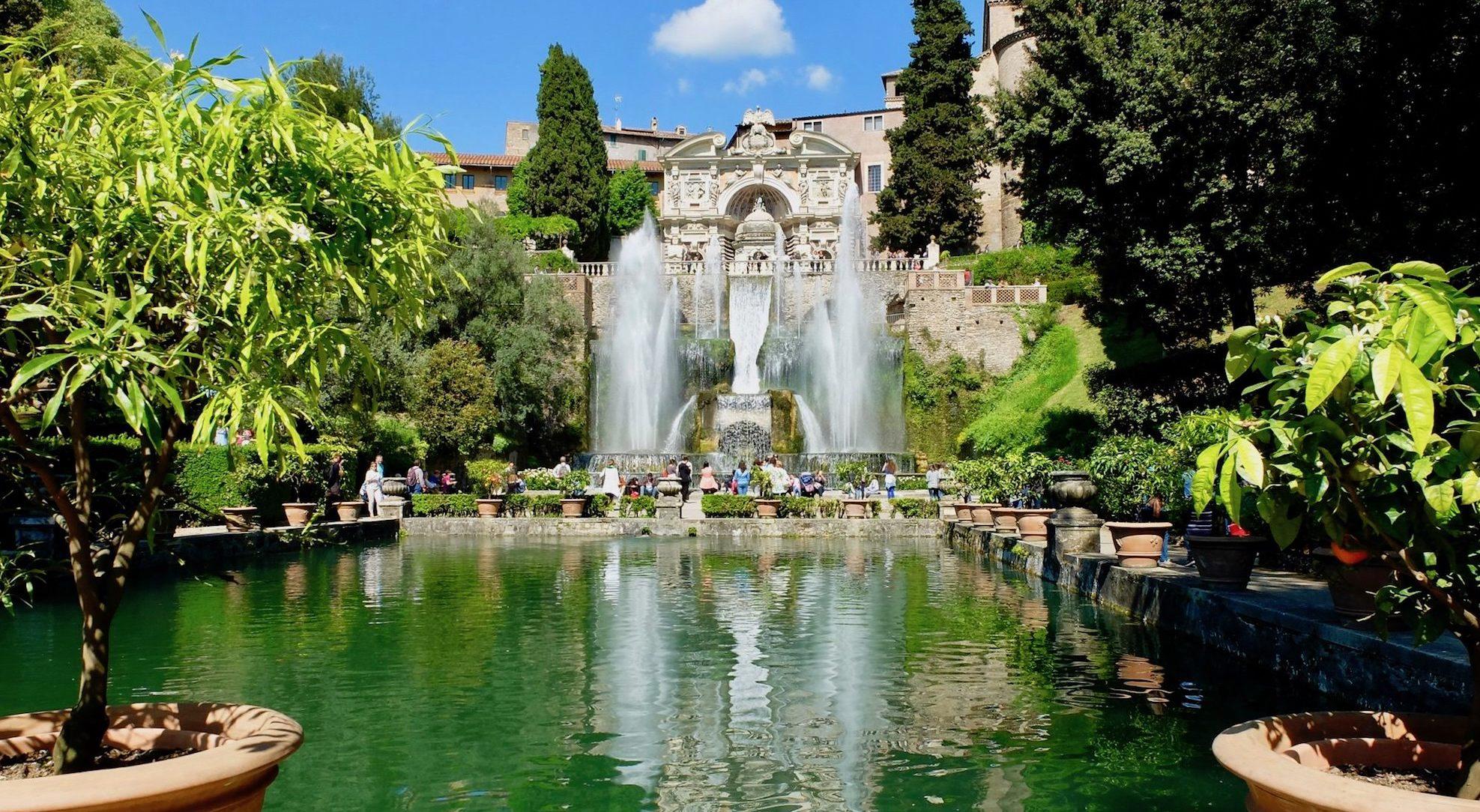 Italian Garden Tour Villa d'Este