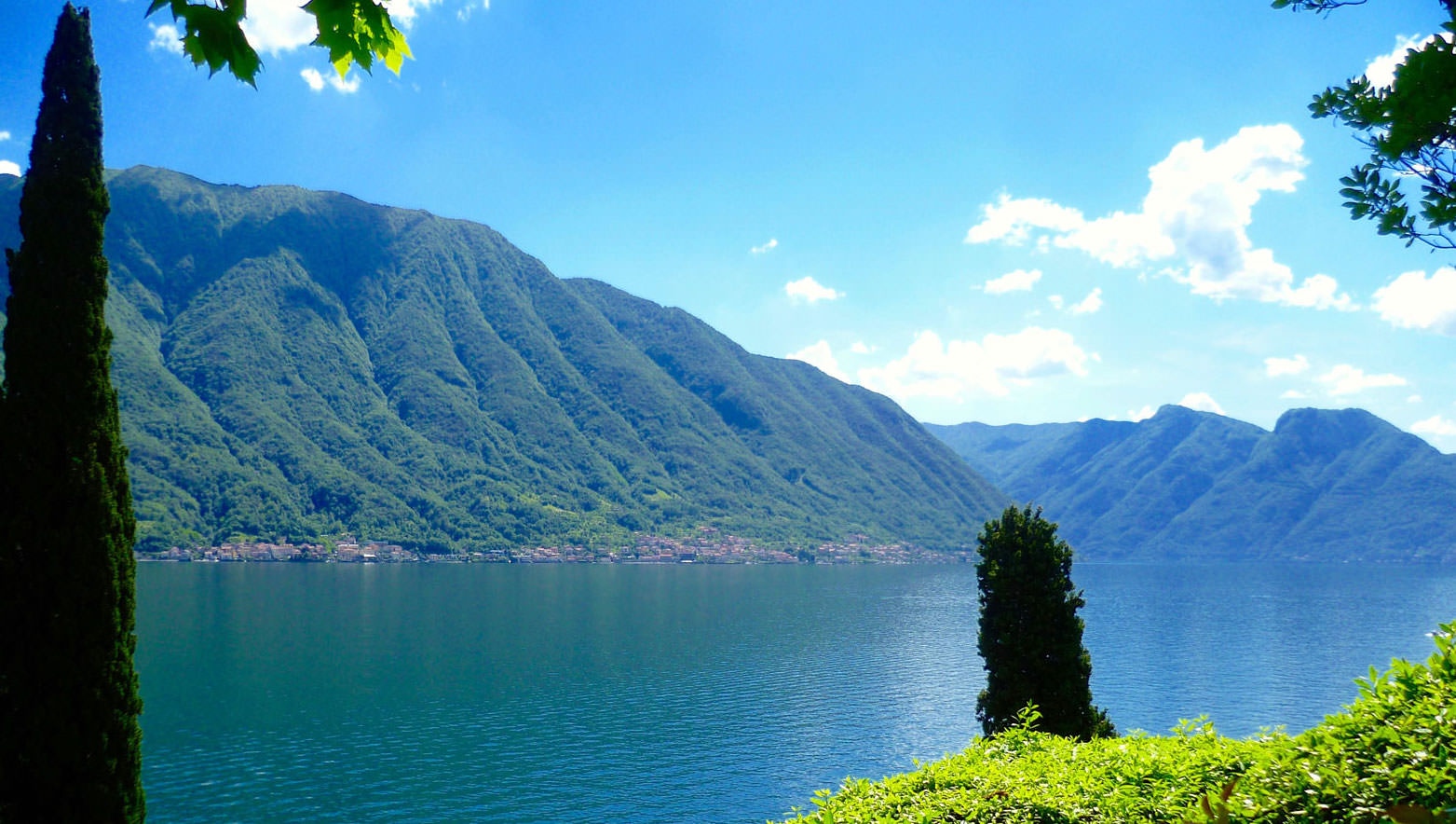 Explore the natural beauty of the Italian Lakes