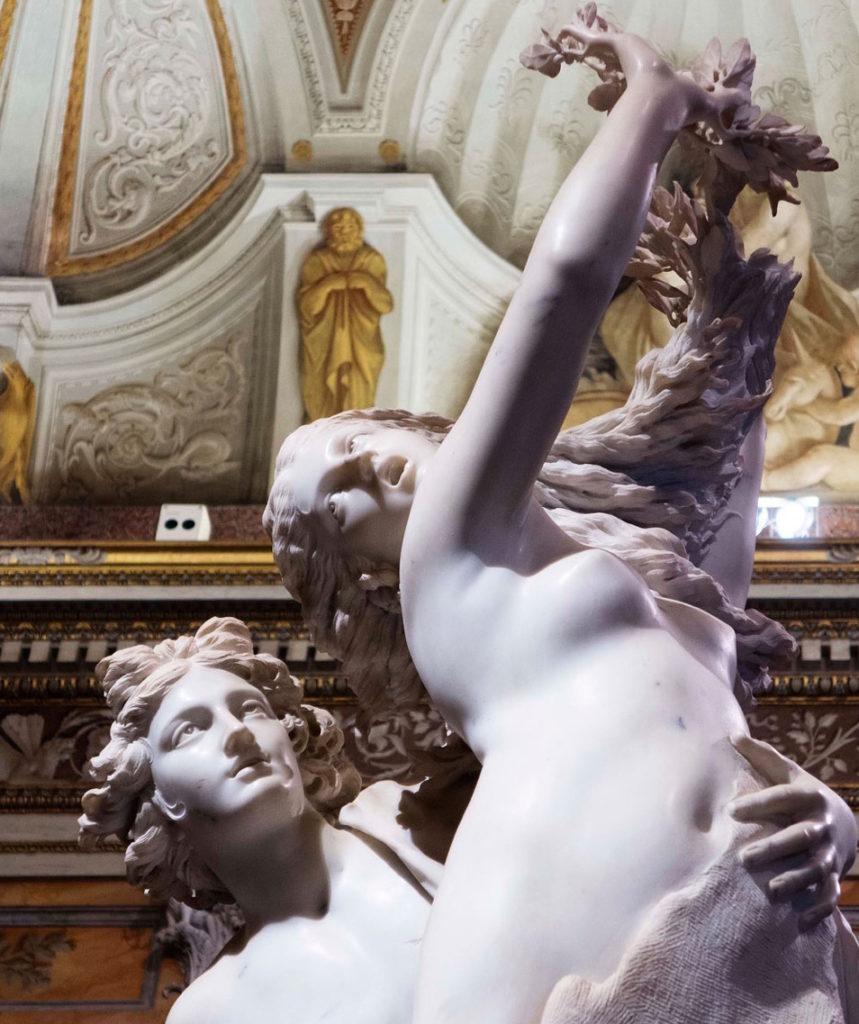 of eros statue The